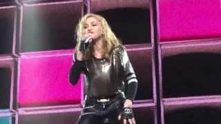 "Madonna ""Celebration / Give It 2 Me"" Mash-up MDNA Tour 11/3/12 St Paul, MN"