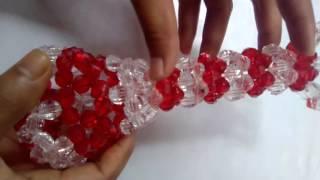 make a Full dani puthi kaj [Flower box work New  ] video