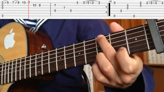 [Guitar]Hướng dẫn: River flows in you (Sungha Jung )