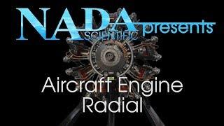 Radial Engine (Aircraft Engine Type) video, Radial Engine
