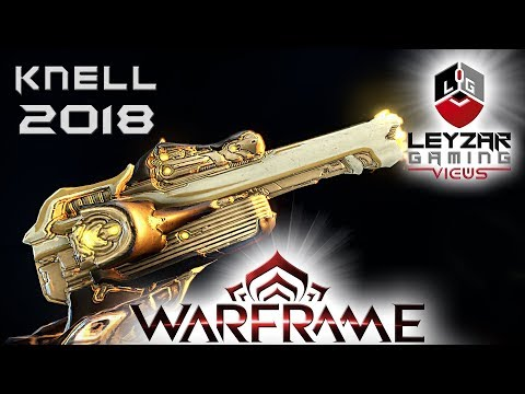 Knell Build 2018 (Guide) - From Zero to Hero (Warframe Gameplay) thumbnail