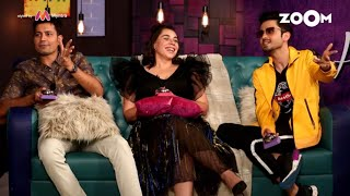 'Tripling' Stars Sumeet, Amol & Maanvi play a fun buzzer game   By Invite Only