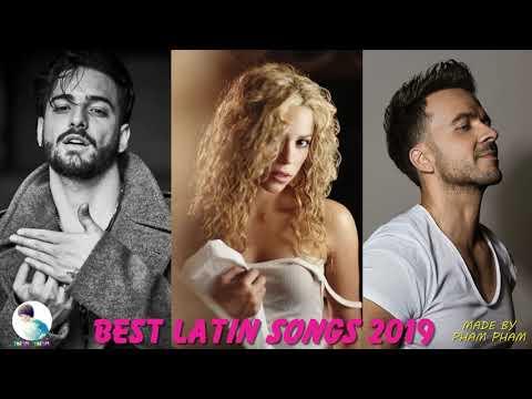 Best Latin Songs 2019 - Shakira, Maluma, Luis Fonsi, Nicky Jam, Enrique Iglesias, Wisin, Ozuna