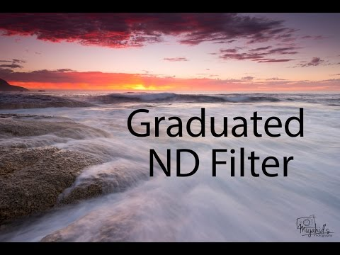 Graduated ND Filters for Landscape Photography (Cokin)