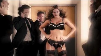 KEITH LEMON THE FILM - Sneak Peek - Kelly Brook in Lingerie Scene