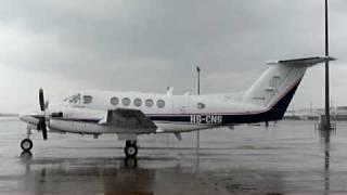 Baixar Beechcraft King Air , HS-CNS , Aeronautical Radio of Thailand