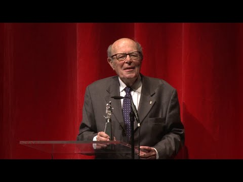 Presentation of the Berlinale Camera to Marcel Ophüls (in German) | Berlinale 2015