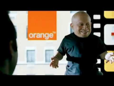 Orange - Verne Troyer (2004, UK)