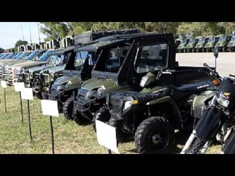 Argentine Army new equipment
