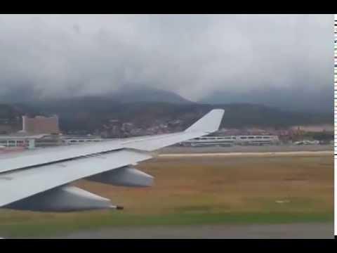 Vuelo TAP Air Portugal Airbus A340-300 Día 15 de Septiembre de 2014 (Caracas - Lisboa)