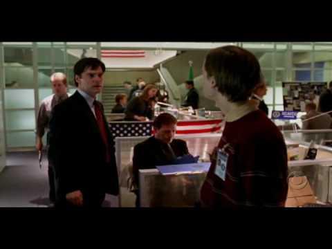 I'm Holding On - Hotch/Reid