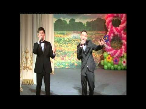 Группа VoiceKZ   Народная  итальянская песня   Bella Ciao