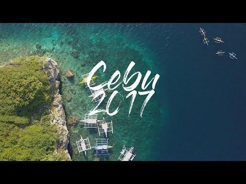 Cebu: Kawasan Falls, Badian Canyon, Oslob, Sumilon, Pescador | DJI Mavic Drone