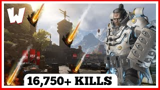 Wistful Wednesday Wonders // 16,750+ Eliminations // Apex Legends Live // PS4 Gameplay