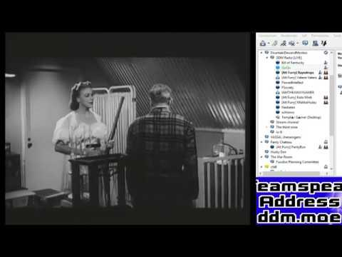 Public Domain Theater with DDM - Part 1