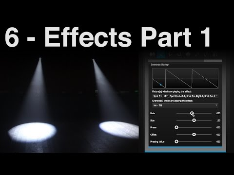 Effects Engine Part 1 | ADJ MyDMX 2.0 [Tutorial 6]