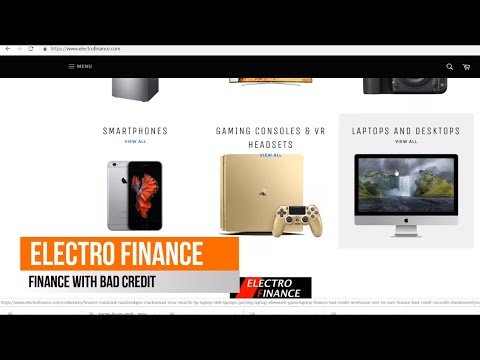 Electro Finance with Progressive Leasing, Finance Electronics,Appliances,& Furniture with Bad Credit