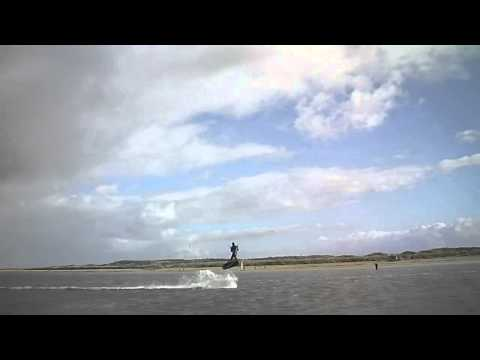 Fluid Kiteboarding ATV v5 test in NL