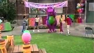 Barney & Friends: Is Everybody Happy? (Season 4, Episode 2)