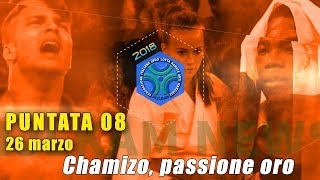 FIJLKAM NEWS 08 - CHAMIZO PASSIONE ORO