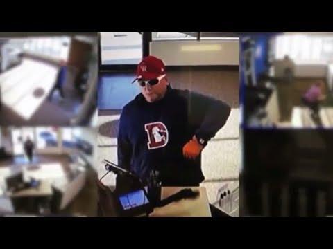 Без пистолета, штанов и добычи: неудачное ограбление магазина в пригороде Денвера попало на видео