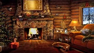 classical-christmas-carols-crackling-fireplace-chilled-mixtape-music
