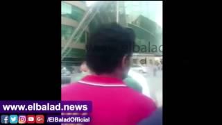 أمن «57357» يمنع طفلة من دخول المستشفى لتلقي العلاج .. فيديو