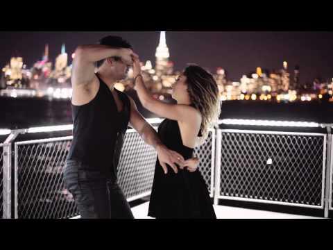 Aline + Marcelo - Improvised Brazilian Zouk in New York City