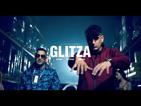 MILONAIR - GLITZA feat. HAFTBEFEHL & JOKER BRA [Official Video] [4K] on YouTube