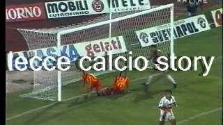 LECCE-Genoa 3-0 (poi 0-2 a tavolino) - 24/08/1996 - Coppa Italia 1996/'97 - 1° turno/Elim. diretta