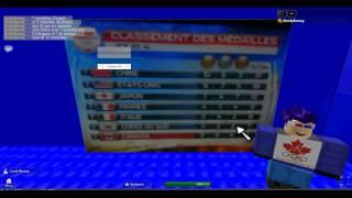 Sport Nouvelle 31 juillet 2012 (ROBLOX)