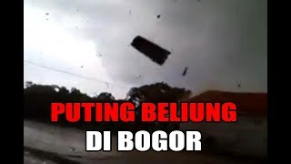 Download Video Puting Beliung di Bogor, Atap Terbang MP3 3GP MP4