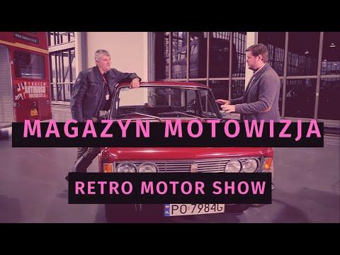 Magazyn Motowizja - Wizyta na Retro Motor Show
