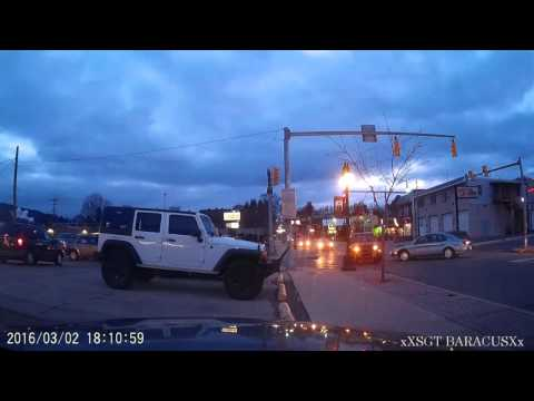Failiure To Yield Car Accident 3/2/16