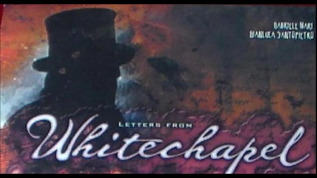 Runthrough 6 Letters from Whitechapel Gameplay Part 1