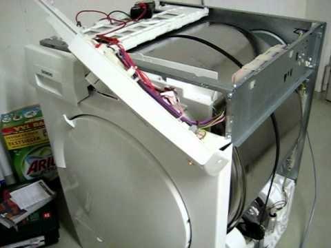 Siemens kondenstrockner defekt wt e m youtube
