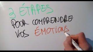 Hypersensible: 3 étapes pour comprendre vos émotions