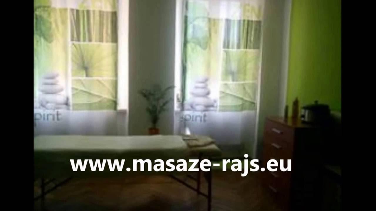 599967384 Masážny salón RAJS- kde nás nájdete ? - YouTube