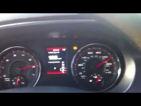 2012 dodge charger top speed - YouTube
