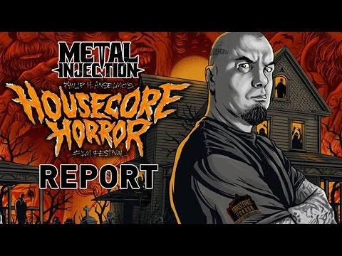 HOUSECORE HORROR FILM FEST Report 2014 | Metal Injection