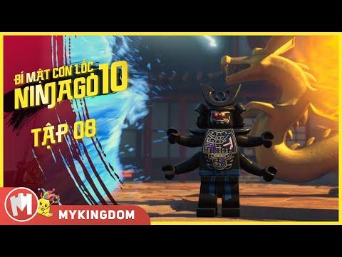 BÍ MẬT CƠN LỐC NINJAGO - Phần 10 | Tập 08(tập cuối): Kết Thúc (phần 2) | LEGO NINJAGO Season 10