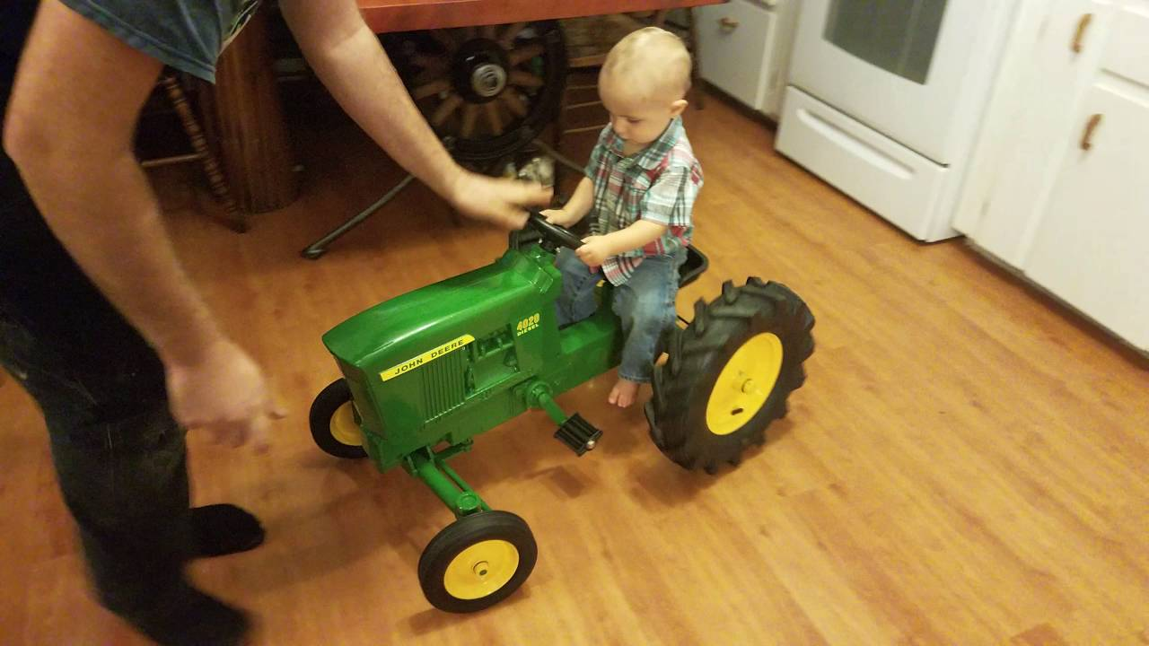 John Deere Pedal Tractor: m Pedal tractor pull pictures