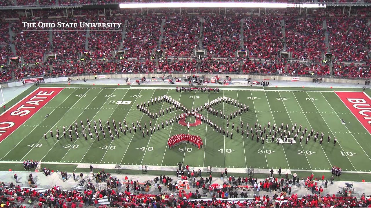 The Ohio State University Marching and Athletic Bands