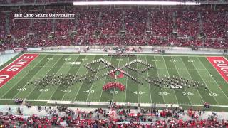 The Ohio State University Marching Band: Gettysburg Address (Nov. 23, 2013)