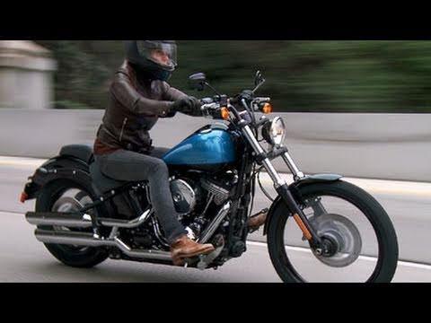 Harley Davidson Los Angeles >> Los Angeles Times Motor Minute: 2011 Harley-Davidson ...