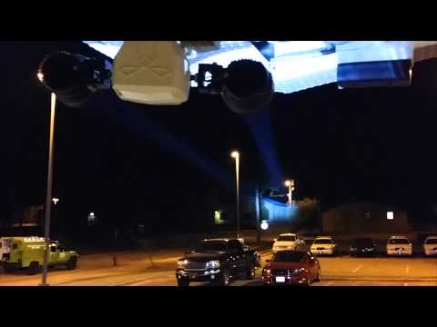 SUPERCHARGED StarBeam by HiViz FireTech