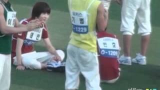100914 MBC 偶像田徑錦標賽 完全甜蜜的2MIN