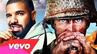 Call of Duty WWII Song Parody! - Drake WW2 Parody! thumbnail