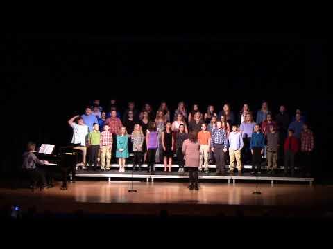 Allen East Fall 2017 Choir Concert