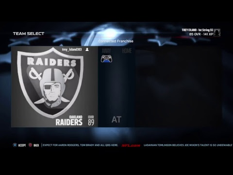 Connect to Franchise Super Bowl Game
